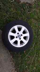 BMW rims and tires for sale