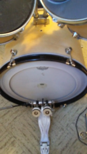 3 drum shell pack ludwig, gretch, ddrum