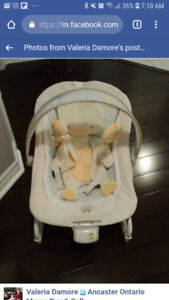 Bright Stars infant chair