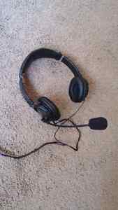 New Rosewill headset, very good quality