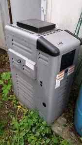 Jandy Legacy 125,000 btu gas pool heater