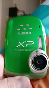 Fujiflim Xp Waterproof Camera
