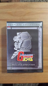 Mobile Suit Gundam Movie Collection (Complete, 5 Discs)