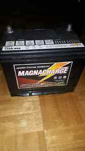 124 r battery for sale just used it for a week