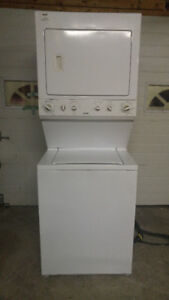 Kenmore Stacked Washer and Dryer - Delivery
