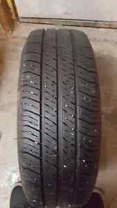 175/65R14 Tire and Rim