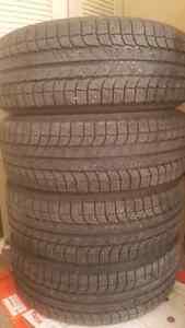 Michelin X ice2  Winter tires set of 4. Edmonton Edmonton Area image 2