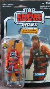 STAR WARS figurine VINTAGE COLLECTION VC44 LUKE X WING PILOT