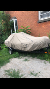 Asking a trades for a dingy 12ft dinghy for either a car/truck