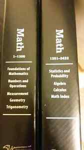 Math made easy with these two books  Kitchener / Waterloo Kitchener Area image 5