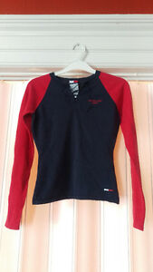 """tommy girl jeans"" long sleeve top!"