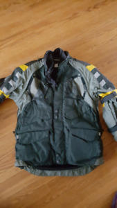 BMW Rallye 3 jacket motorcycle