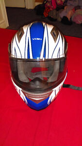 VCAN Surge Motorcycle Helmet size S