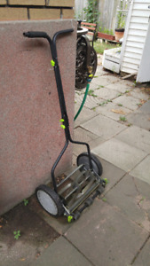 Earthwise 14in push lawn mower