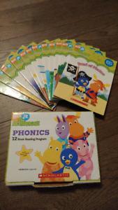 Learn to read phonics books - Box set of 12 books
