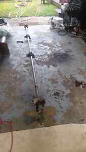 12' stainless steel shaft