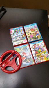 Wii U games (good titles)