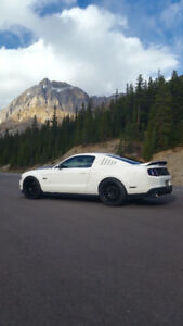 Supercharged 2011 Ford Mustang GT - Track Pack Coupe (2 door)