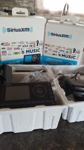 SIRIUS XM 1 COMPLETE KIT FOR CAR OR HOME $ 50.00