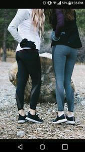 Lululemon Mesh tights
