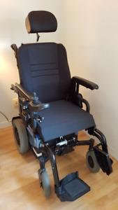 Chaise roulante electrique oasis deluxe 2014 comme neuve