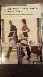Learning Simply Accounting 2009 Pro: A Simulation Approach