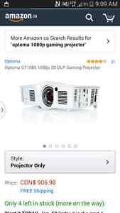 projector for sale.
