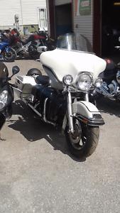 MOTORCYCLE LIQUIDATION - 2006 Harley Davidson FLHTPI