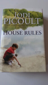 Jodi Picoult hardcover: The House Rules