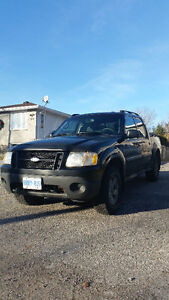 2005 Ford Explorer Sport Trac XLT, asking $3500 obo