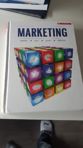 Marketing grewal levy persaud kijiji in ontario buy sell marketing grewal levy lichti persaud third edition fandeluxe Choice Image