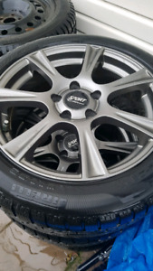 Winter tire and rims for lancer Camry Altima sonata