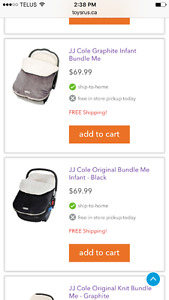 JJ Cole Bundle Me