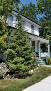 COMFORT, SPACE & CHARM in DOWNTOWN BOWMANVILLE
