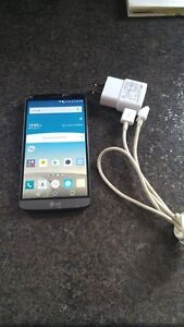 (BELL/VIRGIN) 32GB LG G3 INCLUDES CHARGER