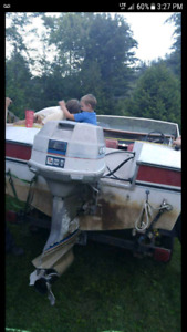 Wanted lower unit for 1975 115hpEvinrude