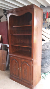 Bookcase or entertainment stand ...priced to sell