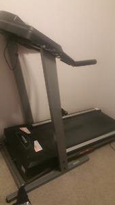 1.25 hp Treadmill