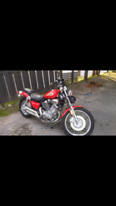 1996 Yamaha Virago BEST OFFER GOES