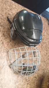 Kids junior hockey/ski helmet