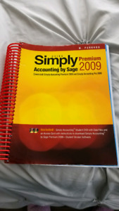 Simply accounting with Cd