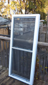Northstar 1271 Double Hung Tilt Window with screen