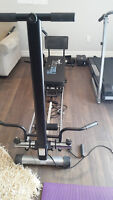 Pilates trainer system