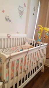 Kidiway crib