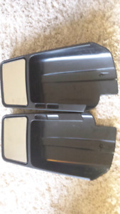 Ford f150 F250 light duty towing mirrors 2009-14