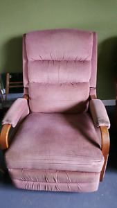 Assorted Upholstered Rocking Chairs Only 3 for $15.