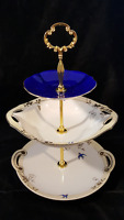 3-TIER PLATES FOR RENT ... ONE OF A KIND ... EXQUISITE DESIGNS!