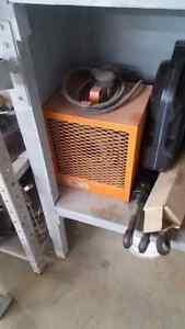 Garage heater