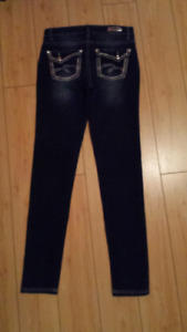 Justice girl jeans size 14