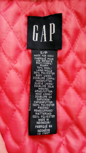 GAP girl coats, Size S/P, great condition, $10